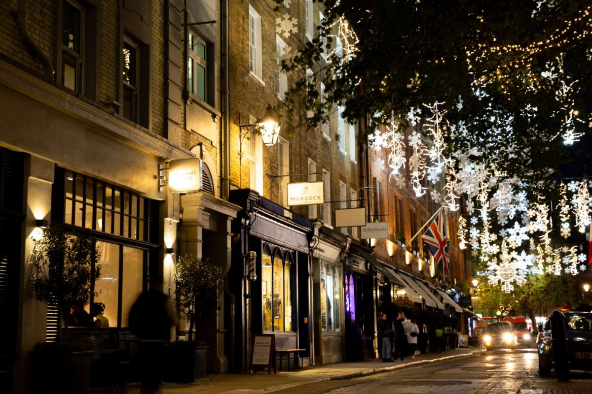Seven Dials Christmas Shopping Event 2019