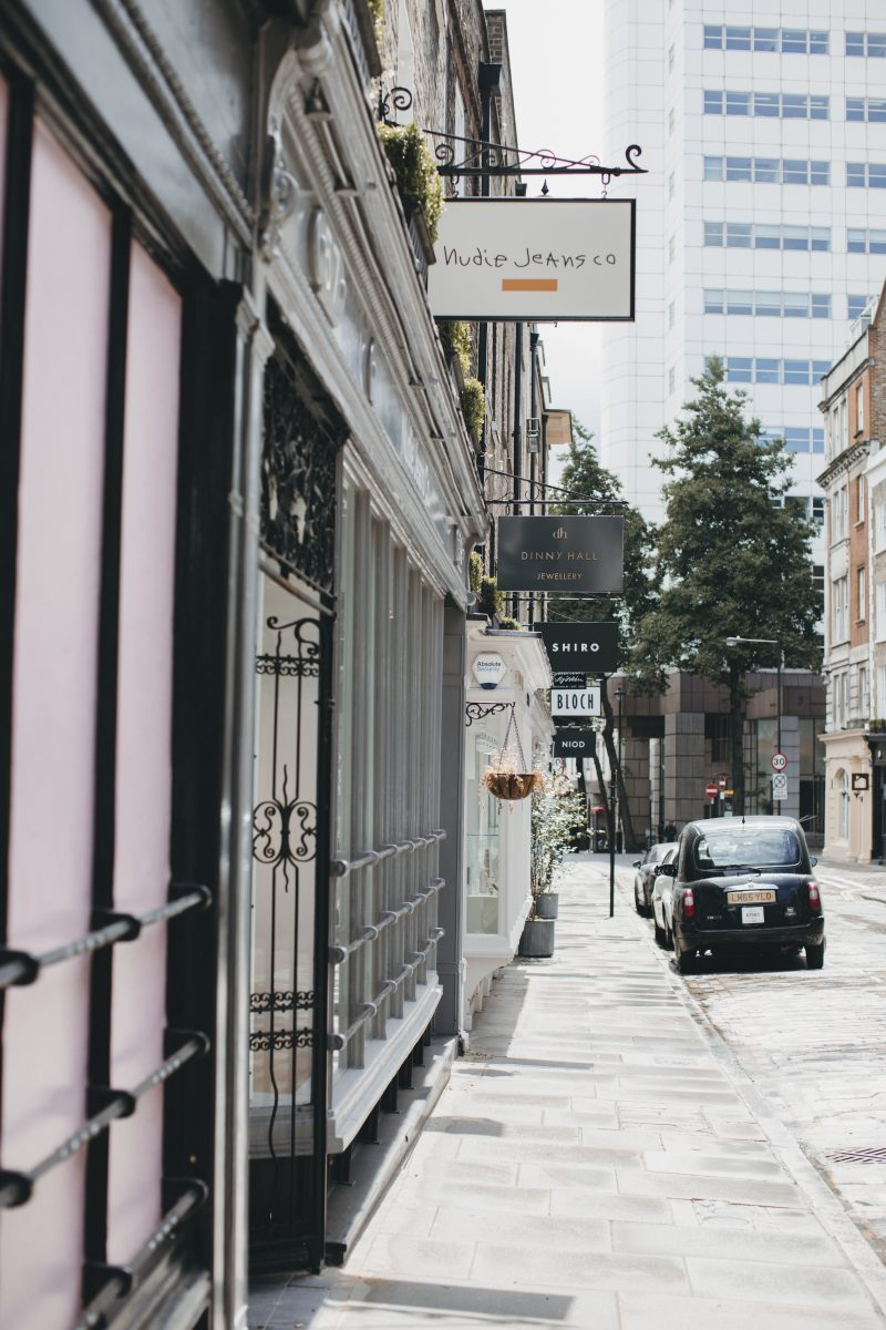 Start Up With Seven Dials: The Future Four