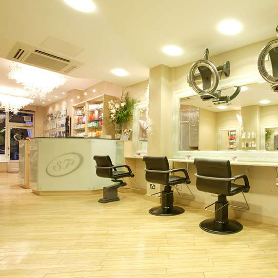 Stuart Phillips Salon