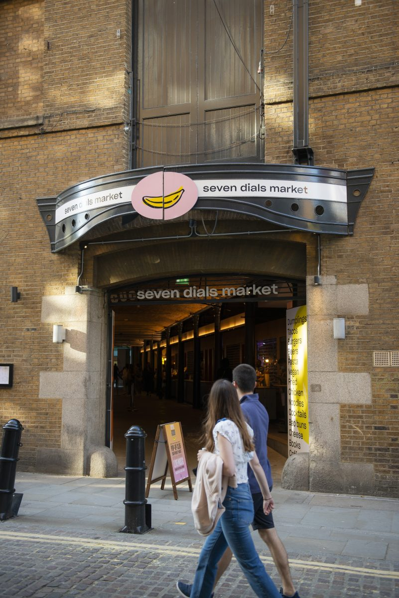 Seven Dials Market is Open!