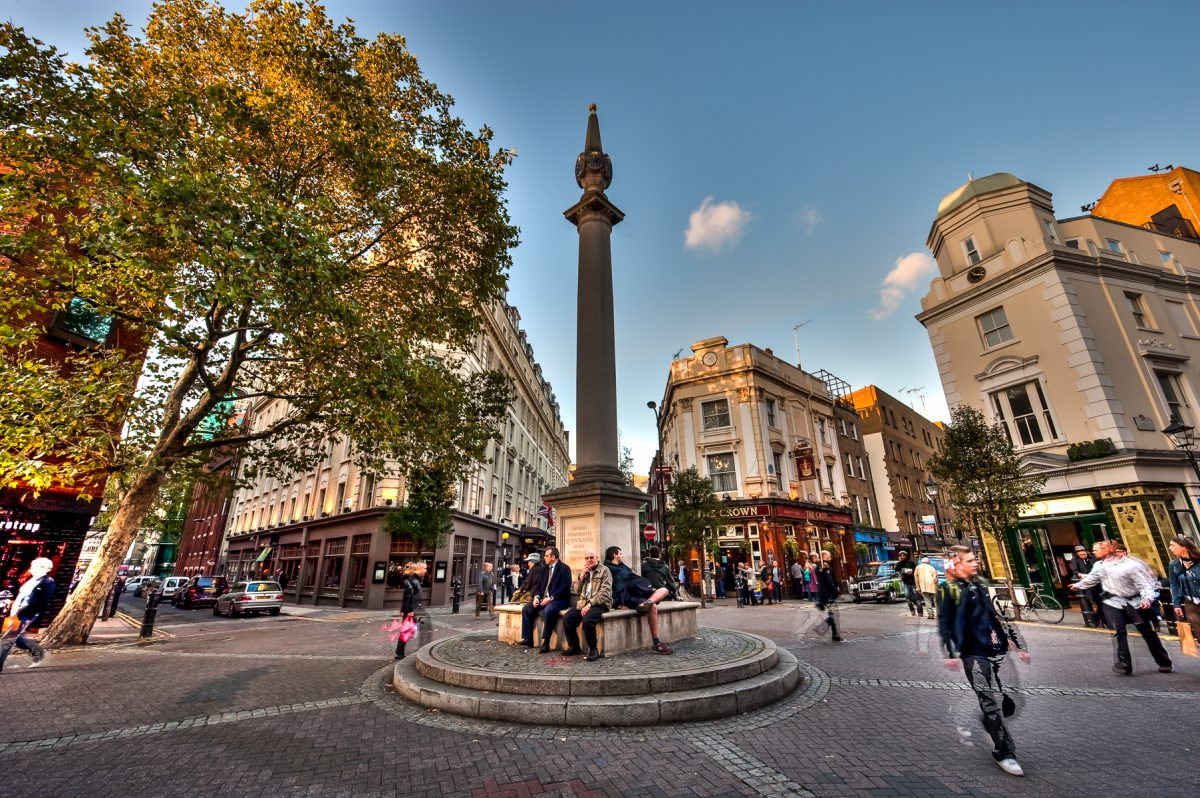 Things to do this Easter in Seven Dials