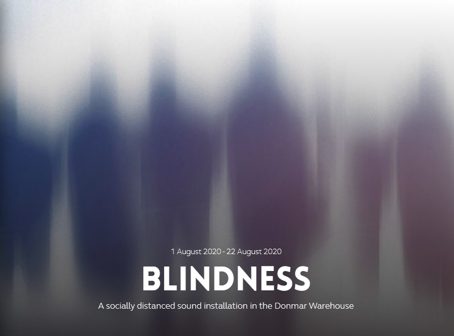 Donmar Theatre: Blindness