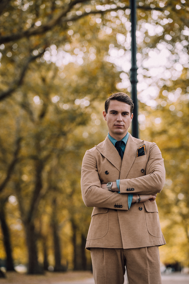 Diaries from the Dial: Benedict Browne