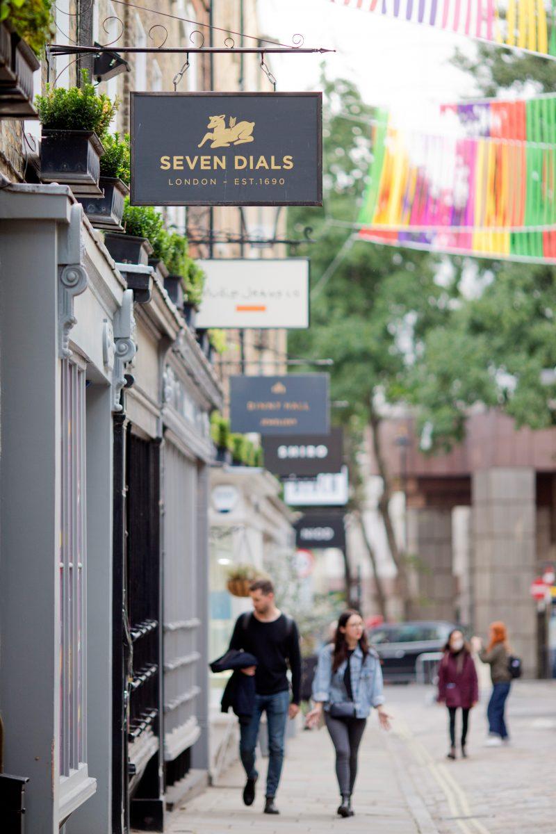 The Seven Dials 7