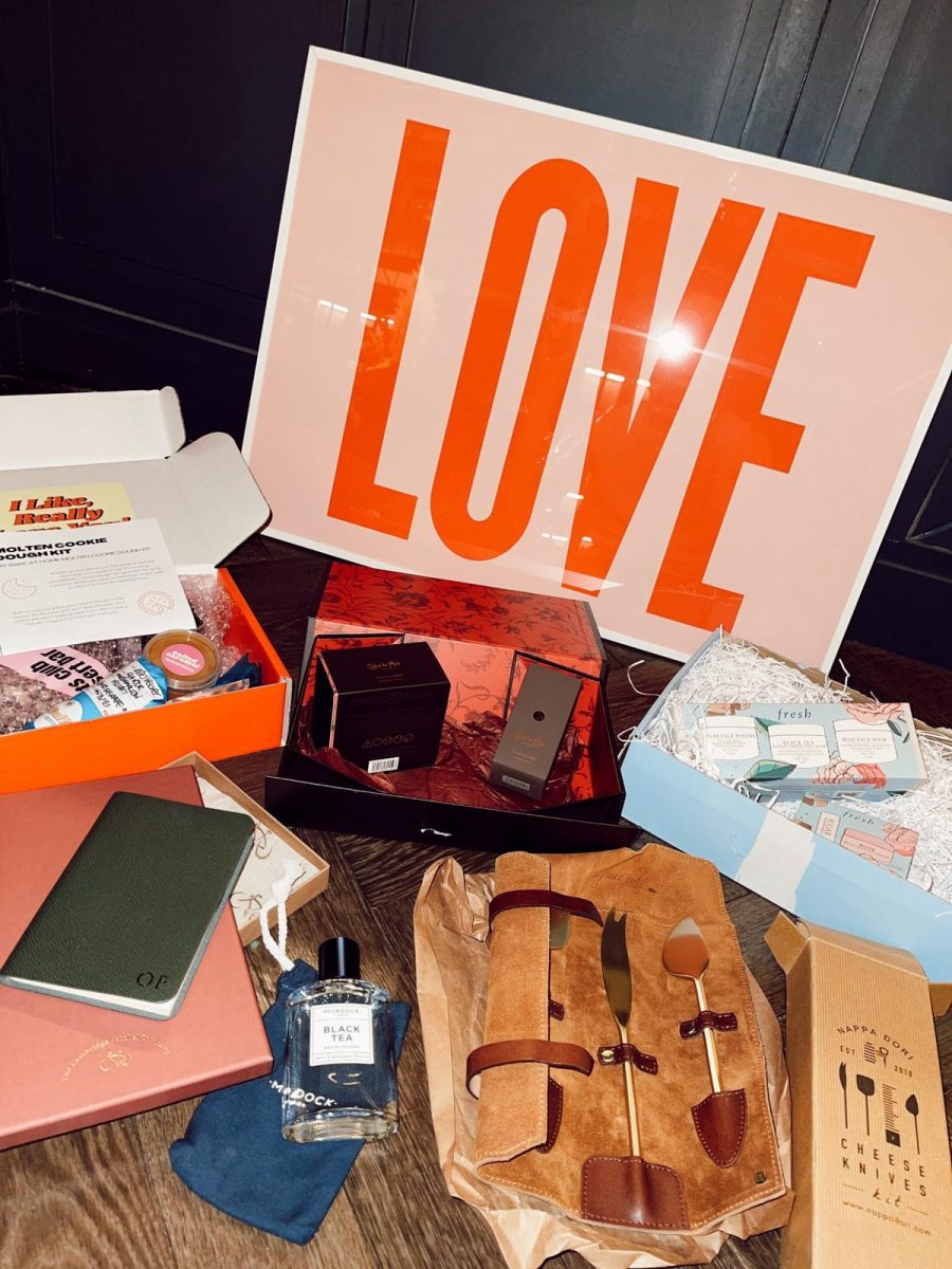 The Proudlocks' Valentine's Day Gift Guide