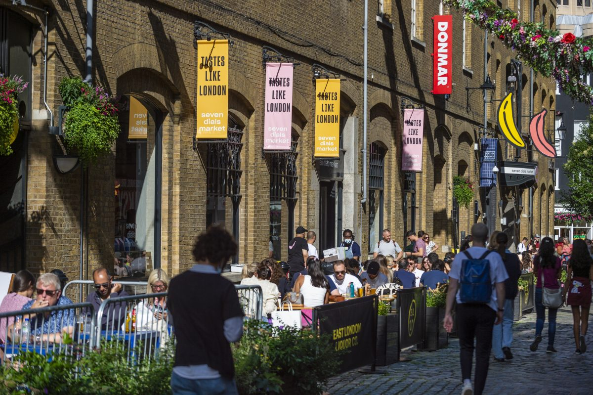What To Do This Bank Holiday in Seven Dials