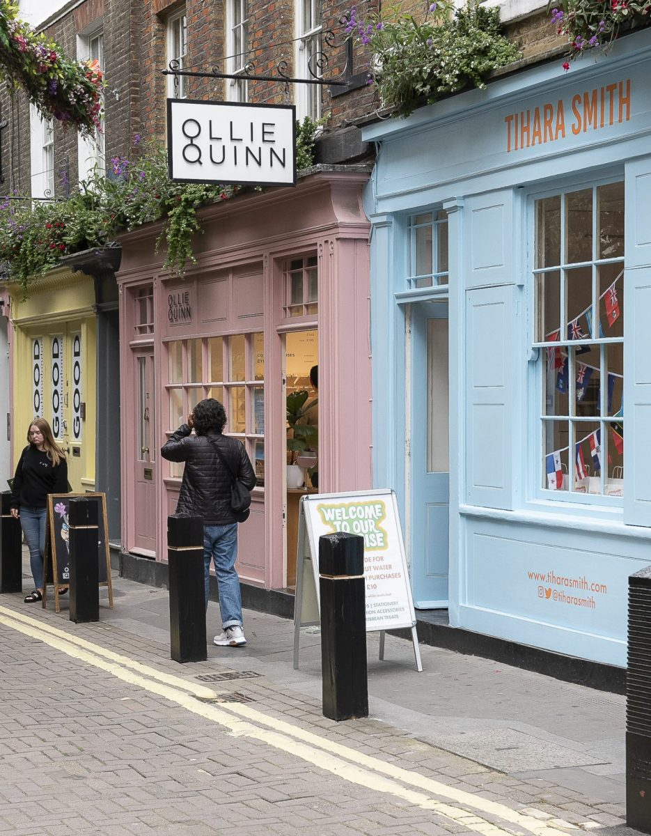 New Openings This Autumn in Seven Dials