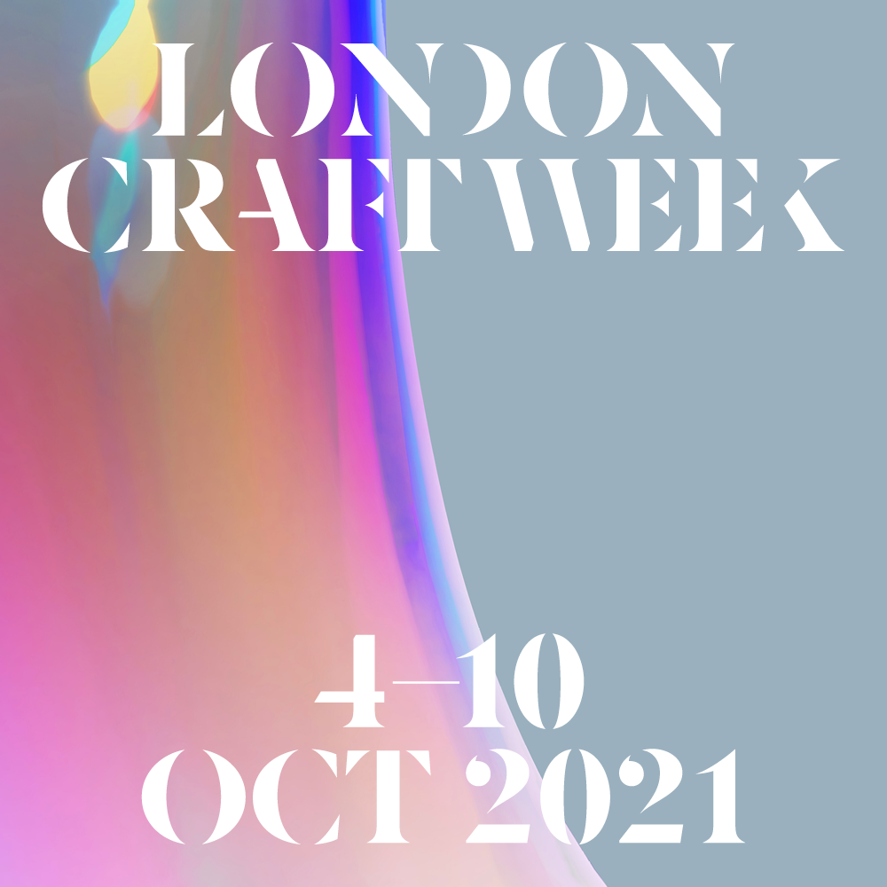 London Craft Week is Coming to Seven Dials
